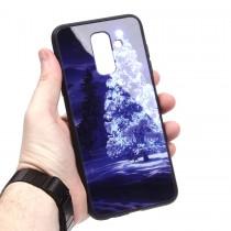 Глянцевый чехол для Samsung Galaxy J8 (2018), арт.010687