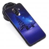 Глянцевый чехол для Samsung Galaxy J8 (2018), арт.010689