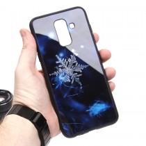 Глянцевый чехол для Samsung Galaxy J8 (2018), арт.010696