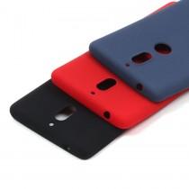 Панель матовая однотонная для Nokia 7, арт. 008972