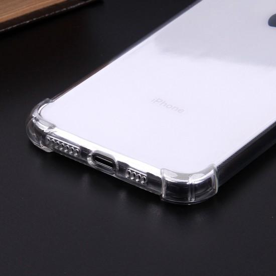 Силиконовый чехол Антишок для iPhone XS Max, арт.009143