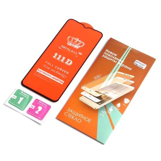 Защитное стекло 11D для Realme C11 на полный экран, арт.012062