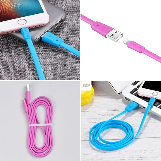 USB-Lightning дата кабель HOCO X9 для iPhone, 2 м, арт.010545