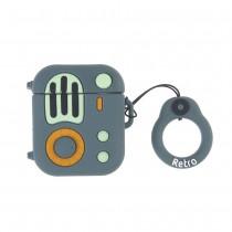 Чехол для AirPods 3D, №209, арт.012448