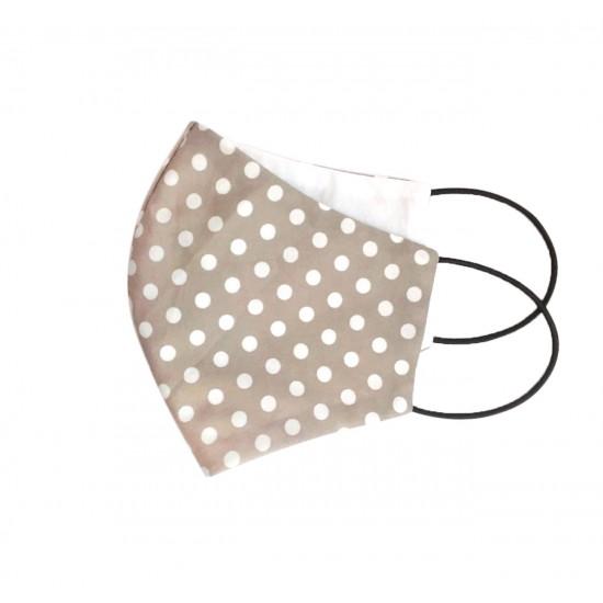 Тканевая защитная маска многоразовая, арт. 011714