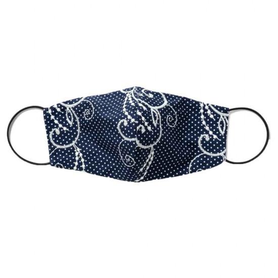 Тканевая защитная маска многоразовая, арт. 011715