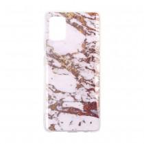 Чехол для Samsung Galaxy A51 Мрамор, ТПУ, арт.012726