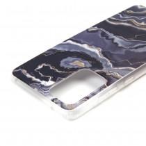 Чехол для Samsung Galaxy A52 5G Мрамор, ТПУ, арт.012727