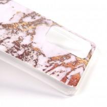 Чехол для Samsung Galaxy A72 5G Мрамор, ТПУ, арт.012726