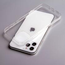 Силиконовый чехол для iPhone 12 Pro, 1 мм, арт.008291-1
