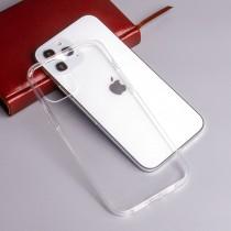 Силиконовый чехол для iPhone 12 Pro Max, 1 мм, арт.008291-1