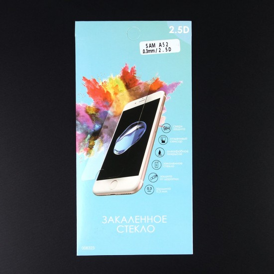 Cтекло для Samsung Galaxy A52 0.3 mm, арт.008323