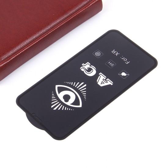 Защитное стекло Full Glue матовое для iPhone XR на полный экран, арт.011465