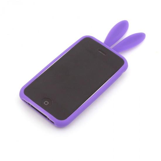 Силиконовый чехол Rabito для Apple iPhone 3G/3Gs, арт.001935