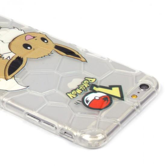 Панель ТПУ Покемон для iPhone 6 Plus, арт.009266