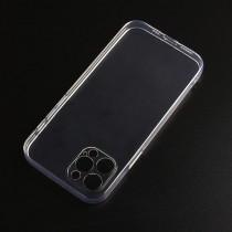 Чехол для iPhone 12 Pro, силиконовый, 1,5 мм, арт.012633
