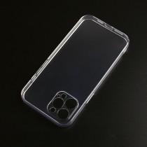 Чехол для iPhone 12 Pro Max, силиконовый, 1,5 мм, арт.012633