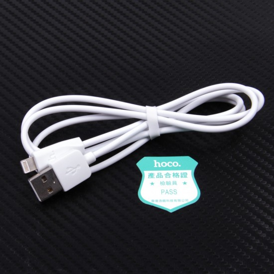 USB дата кабель HOCO X1 для Apple iPhone 5/6/7, арт.009620