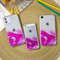 Силиконовый чехол Акварель для iPhone 12 Pro, арт. 011858