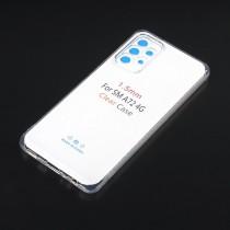 Чехол для Samsung Galaxy A72 5G, силиконовый, 1,5 мм, арт.012633