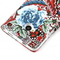 Чехол Flower для HTC One, арт.007943