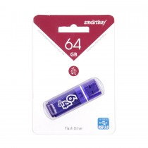 Флеш-накопитель 64 Gb Smart Buy Glossy series USB 3.0