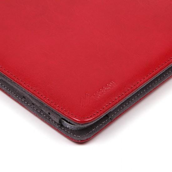 Кожаный чехол-подставка NOSSON для iPad 2, арт.002286