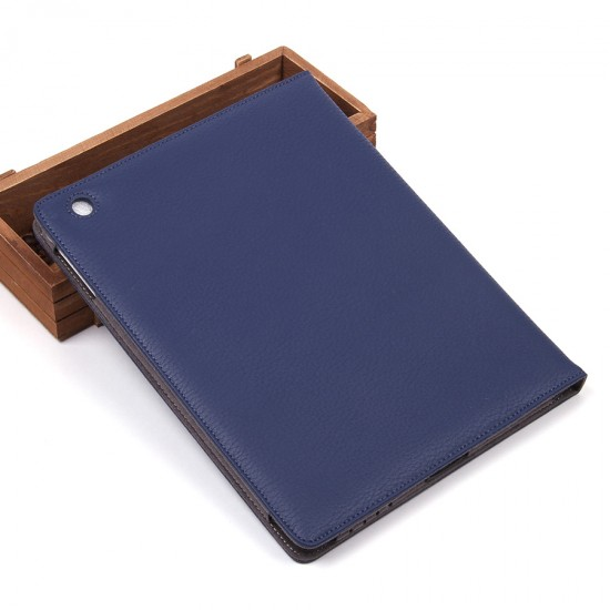 Кожаный чехол-подставка NOSSON для iPad 2, арт.002289