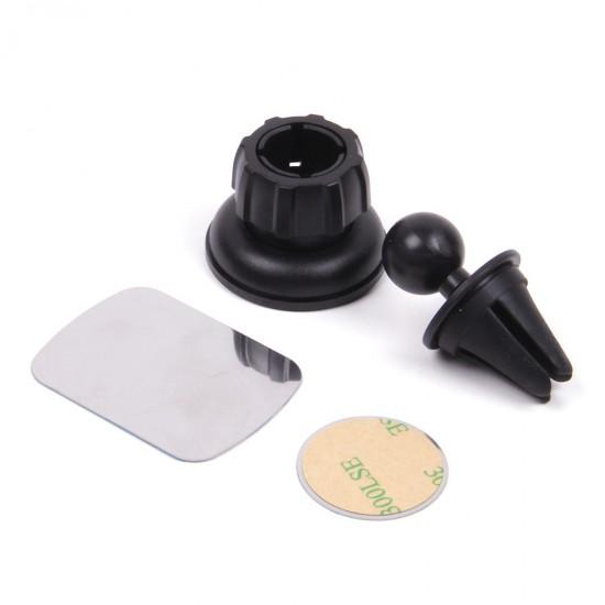 Магнитный держатель на воздуховод автомобиля QY, арт.010030