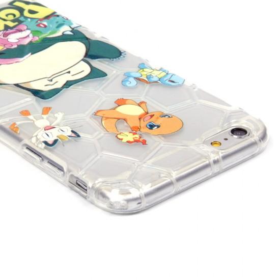 Панель ТПУ Покемон для iPhone 6 Plus, арт.009259