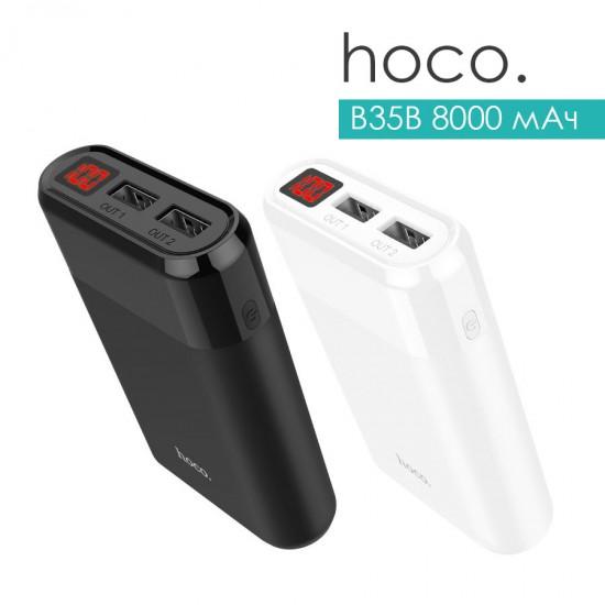 Внешний аккумулятор универсальный Hoco B35B 8000 mAh, арт.010983