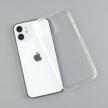 Силиконовый чехол для iPhone 12 Mini, 0.8 мм, арт.011808