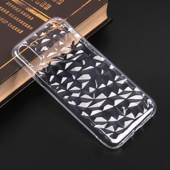 Силиконовый чехол Diamond для iPhone XR, арт. 010635