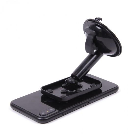Универсальный держатель в авто с креплением на стекло JHD-04HD48, арт.008931
