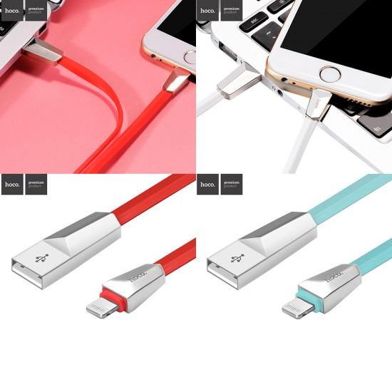 USB-Lightning дата кабель HOCO X4 для iPhone, арт.010546