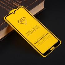 Защитное стекло Full Glue для Huawei Y6 (2019) на полный экран, арт.010630