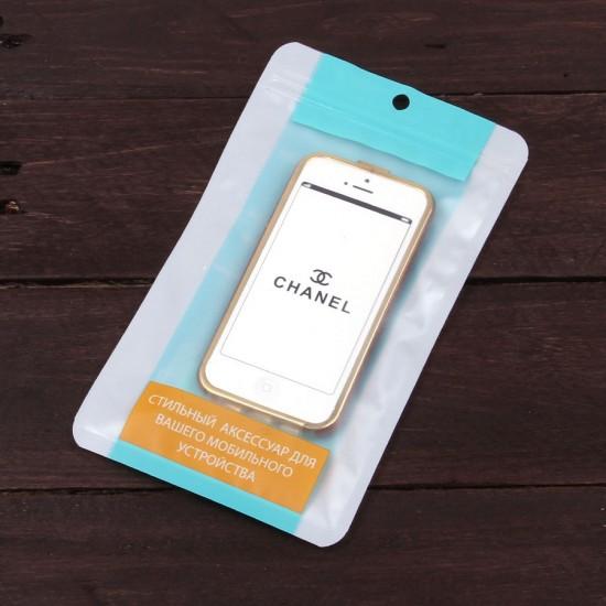 Бампер металлический для iPhone 5/5S, арт.008595