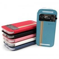 Футляр-книга UFO для HTC One mini 2 (M8 mini), арт.007657
