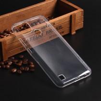 Чехол для Realme C21, силиконовый, 1мм, арт.008291-1