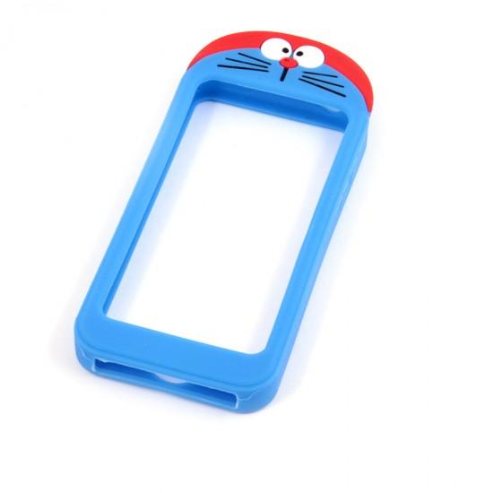 Бампер силиконовый для iPhone 4/4S, арт.007112