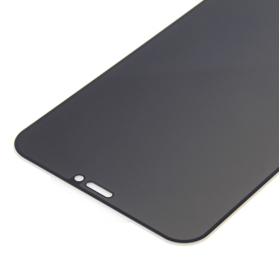Стекло для iPhone XR на полный экран, анти-шпион, арт.012454