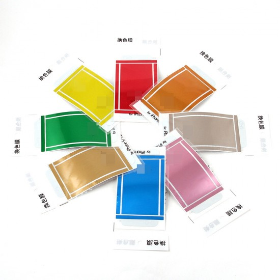 Декоративная пленка 2 в 1 для iPhone 5, арт.JM5-001