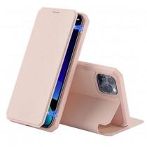 Чехол-книжка Dux Ducis Skin X для iPhone 12 Pro Max Розовый, арт.012260