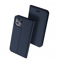 Чехол-книжка Dux Ducis Skin Pro для Xiaomi Redmi Note 8T Синий, арт.012258