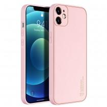 Чехол Dux Ducis Yolo для iPhone 12 Mini Розовый, арт.012259