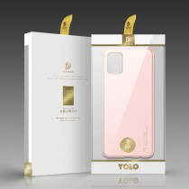 Чехол Dux Ducis Yolo для Samsung Galaxy A51 Розовый, арт.012259