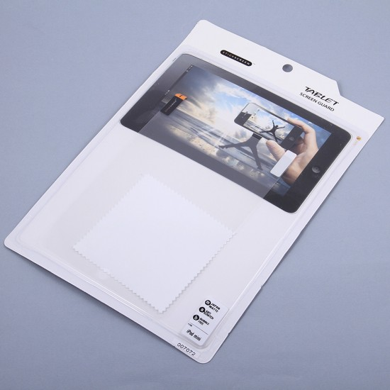 Защитная пленка матовая Stickscreen для iPad mini, арт.007072