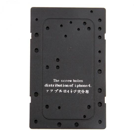 Подставка для винтиков при ремонте iPhone 4, арт. 007994