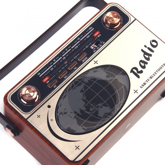 Беспроводная колонка с радио MD-503BT, арт.012930