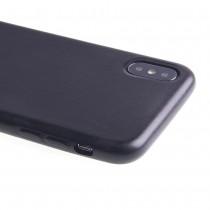 Кожаный чехол для iPhone X/Xs, арт. 012237
